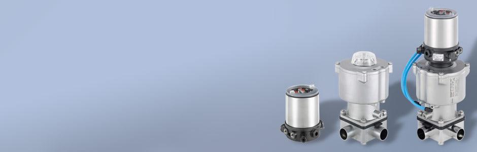 Hygienic Speciality process valve robolux